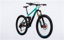 "Cube Fritzz 180 HPA SL 27.5""  Mountain Bike 2017 - Full Suspension MTB"