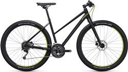 Product image for Cube Hyde  Trapeze  2017 - Hybrid Sports Bike