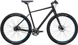 Product image for Cube Hyde Pro  2017 - Hybrid Sports Bike