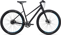 Product image for Cube Hyde Pro 28 Trapeze  2017 - Hybrid Sports Bike