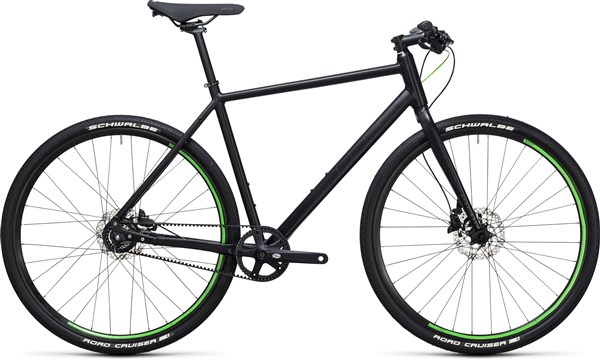 Image of Cube Hyde Race 28  2017 - Hybrid Sports Bike