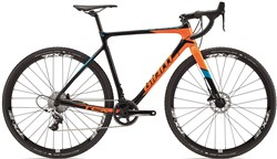 Giant TCX Advanced Pro 2 2017 - Cyclocross Bike
