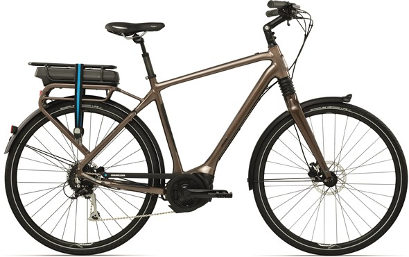 Image of Giant Prime-E+ 3 2017 - Electric Bike