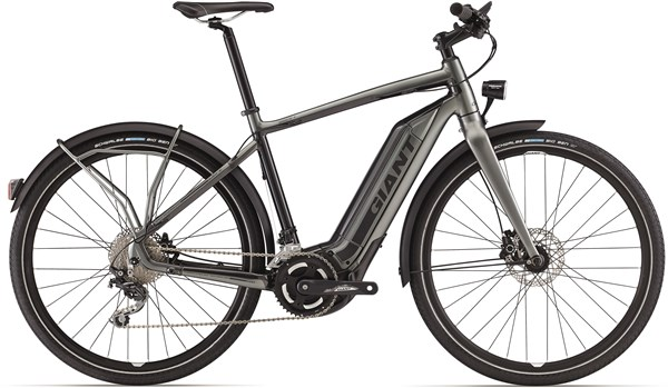 Image of Giant Quick-E+ 2017 - Electric Bike