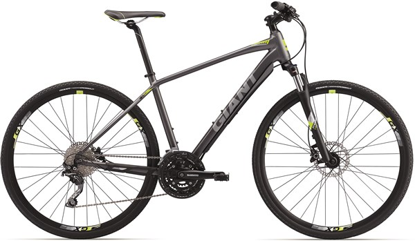 Image of Giant Roam 1 Disc 2017 - Hybrid Sports Bike