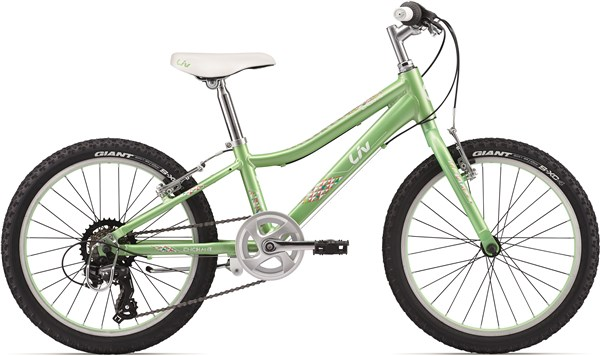 Image of Liv Enchant Lite 20w Girls 2017 - Kids Bike