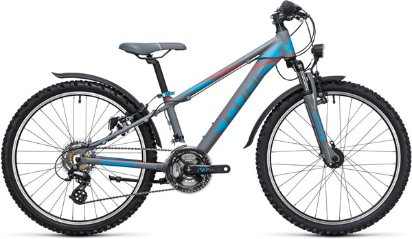 Image of Cube Kid 240 Allroad 24W  2017 - Junior Bike