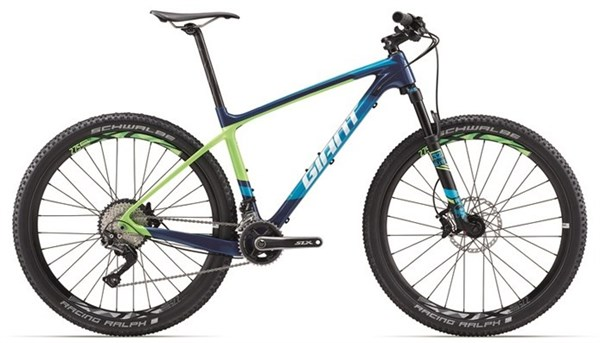 "Image of Giant XTC Advanced 2 27.5"" Mountain Bike 2017 - Hardtail MTB"