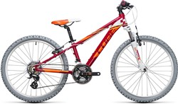 Cube Kid 240 Girl 24W  2017 - Junior Bike