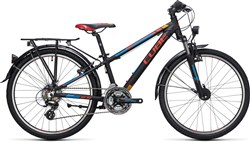 Product image for Cube Kid 240 Street 24W  2017 - Junior Bike