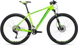 "Cube Ltd Pro 27.5""  Mountain Bike 2017 - Hardtail MTB"
