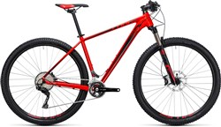 "Cube Ltd Race 27.5""  Mountain Bike 2017 - Hardtail MTB"