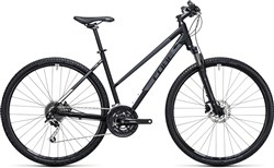 Product image for Cube Nature  Trapeze  2017 - Hybrid Sports Bike
