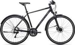 Product image for Cube Nature Allroad  2017 - Hybrid Sports Bike