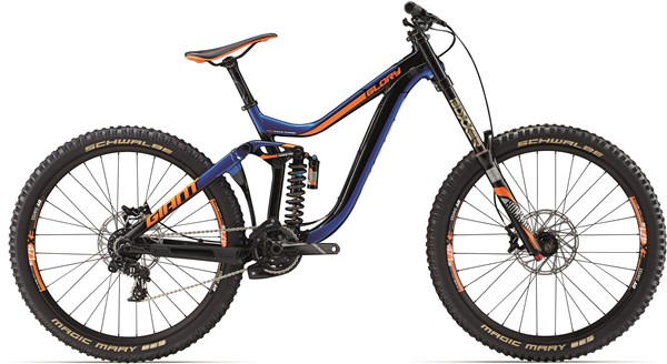 "Image of Giant Glory 1 27.5"" Mountain Bike 2017 - Full Suspension MTB"