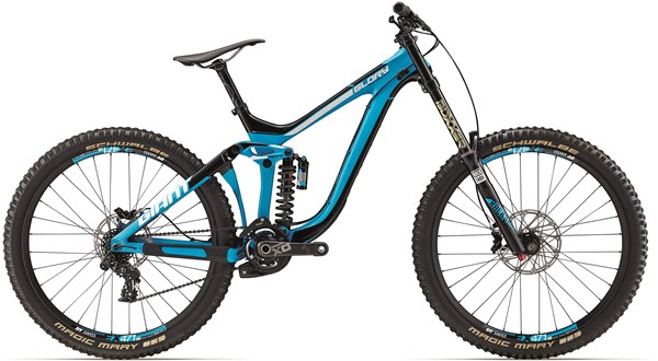"Image of Giant Glory Advanced 0 27.5"" Mountain Bike 2017 - Full Suspension MTB"