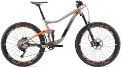 "Giant Trance 1 27.5"" Mountain Bike 2017 - Full Suspension MTB"