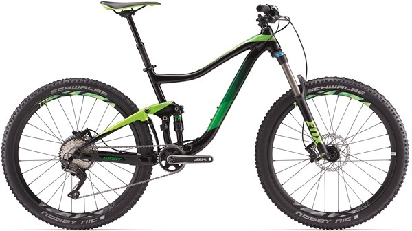 "Image of Giant Trance 2 27.5"" Mountain Bike 2017 - Full Suspension MTB"