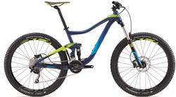 "Giant Trance 3 27.5"" Mountain Bike 2017 - Full Suspension MTB"