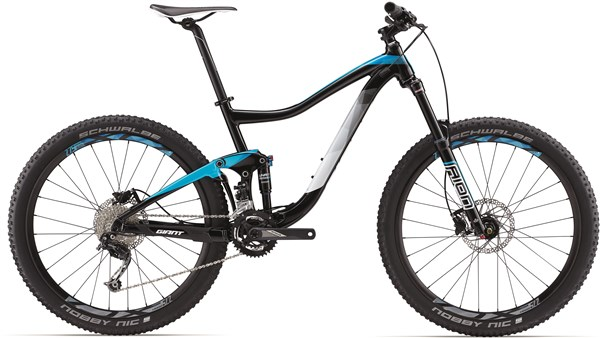"Image of Giant Trance 4 27.5"" Mountain Bike 2017 - Full Suspension MTB"