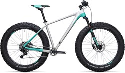 "Cube Nutrail Pro 26""  Mountain Bike 2017 - Fat bike"