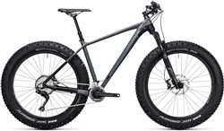 "Cube Nutrail Race 26""  Mountain Bike 2017 - Fat bike"