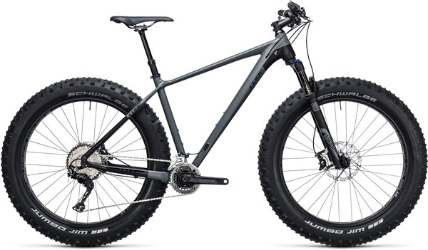 "Image of Cube Nutrail Race 26""  Mountain Bike 2017 - Fat bike"
