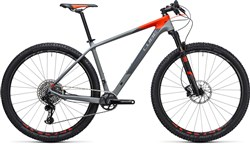 Cube Reaction GTC Eagle 29er  Mountain Bike 2017 - Hardtail MTB