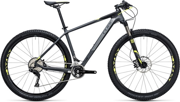 "Image of Cube Reaction GTC Pro 27.5""  Mountain Bike 2017 - Hardtail MTB"