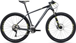 Cube Reaction GTC Pro 29er  Mountain Bike 2017 - Hardtail MTB