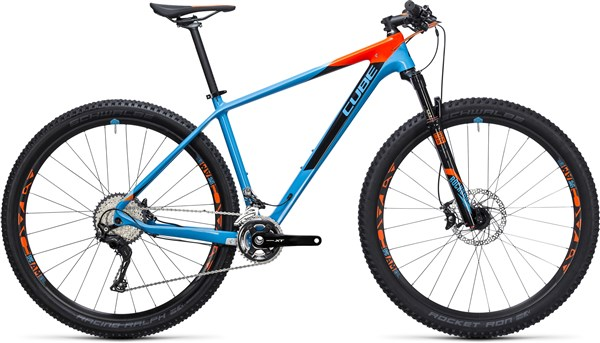 "Image of Cube Reaction GTC Race 27.5""  Mountain Bike 2017 - Hardtail MTB"