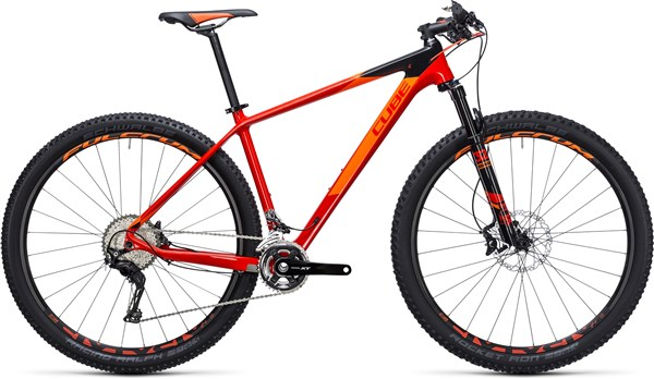 "Image of Cube Reaction GTC SL 27.5""  Mountain Bike 2017 - Hardtail MTB"