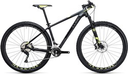 Cube Reaction GTC SL 29er  Mountain Bike 2017 - Hardtail MTB