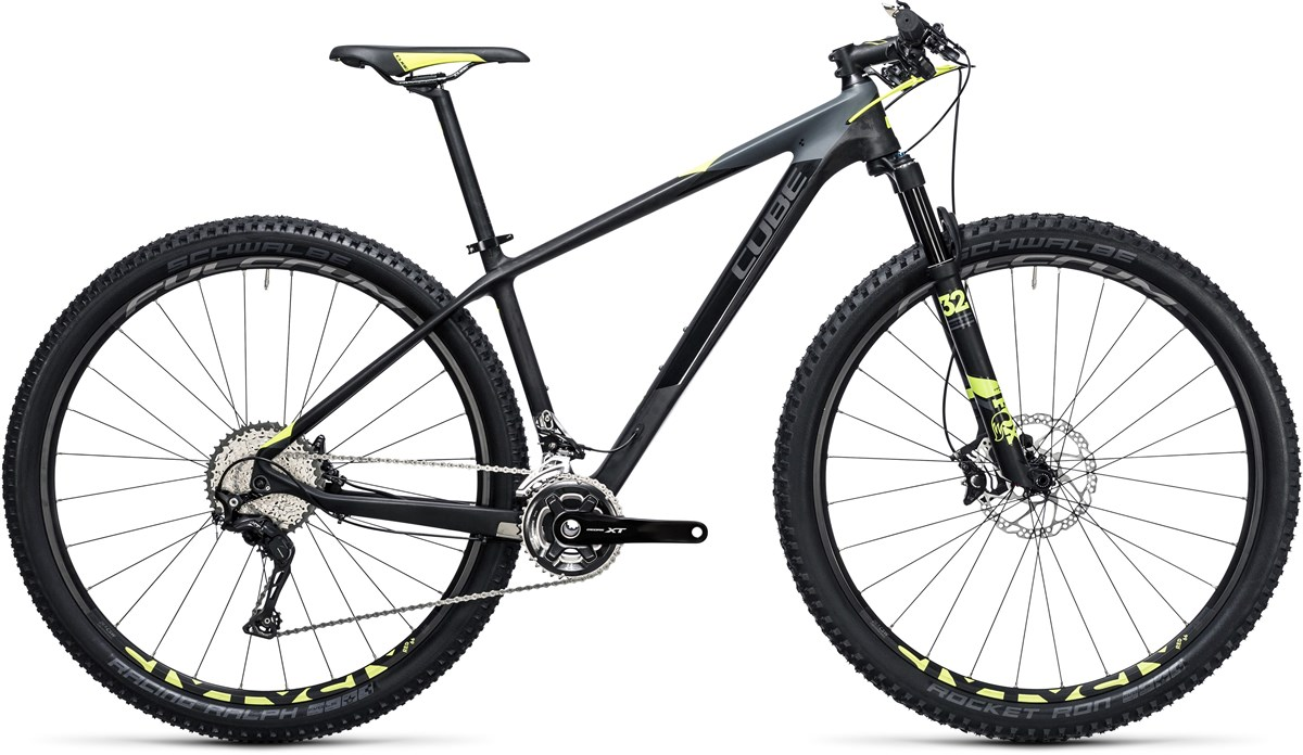 Cube Reaction GTC SL 29er