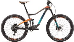"Giant Trance Advanced 2 27.5"" Mountain Bike 2017 - Full Suspension MTB"