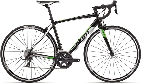 Image of Giant Contend 1 2017 - Road Bike