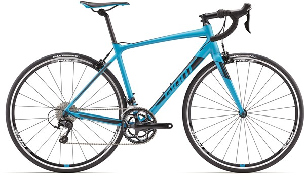 Image of Giant Contend SL 1 2017 - Road Bike