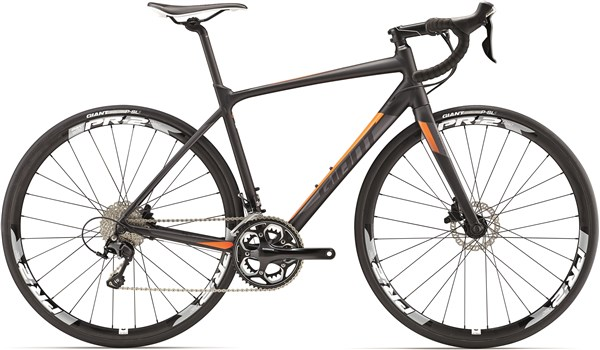 Image of Giant Contend SL 1 Disc 2017 - Road Bike