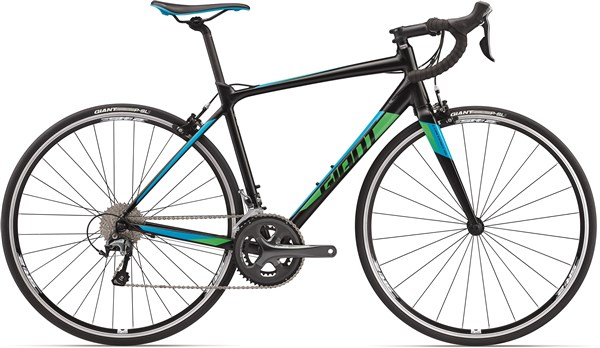 Image of Giant Contend SL 2 2017 - Road Bike
