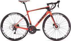 Giant Defy Advanced 2 2017 - Road Bike