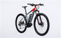 "Cube Reaction Hybrid HPA Pro 400 27.5""  2017 - Electric Bike"