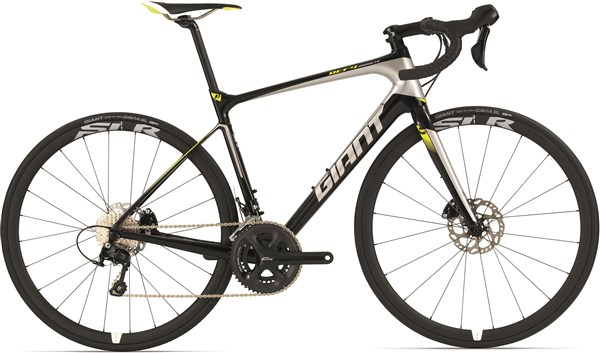 Image of Giant Defy Advanced Pro 2 2017 - Road Bike