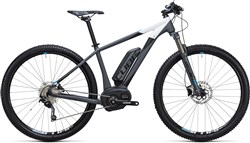 "Cube Reaction Hybrid HPA Pro 500 27.5""  2017 - Electric Bike"