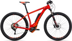 "Cube Reaction Hybrid HPA SL 500 27.5""  2017 - Electric Mountain Bike"