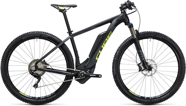 "Image of Cube Reaction Hybrid HPA SLT 500 27.5""  2017 - Electric Bike"