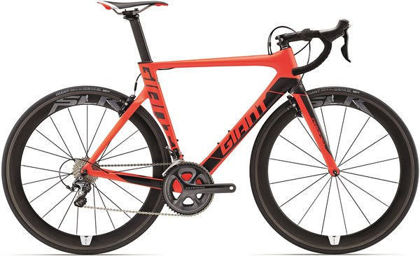 Image of Giant Propel Advanced Pro 1 2017 - Road Bike