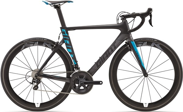 Image of Giant Propel Advanced Pro 2 2017 - Road Bike