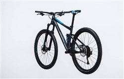 "Cube Stereo 120 HPA Race 27.5""  Mountain Bike 2017 - Full Suspension MTB"