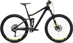 Product image for Cube Stereo 140 C:62 SL 29er  Mountain Bike 2017 - Trail Full Suspension MTB