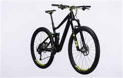 Cube Stereo 140 C:62 SL 29er  Mountain Bike 2017 - Full Suspension MTB
